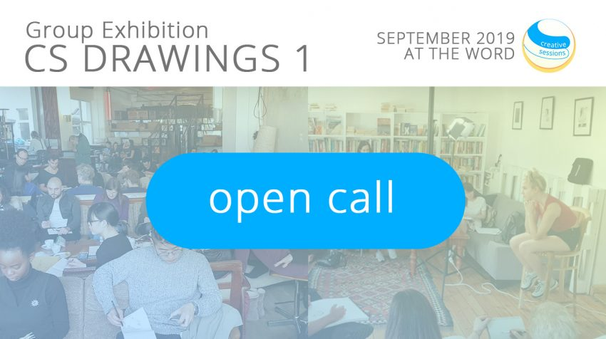 "Open Call – ""CS Drawings 1"""
