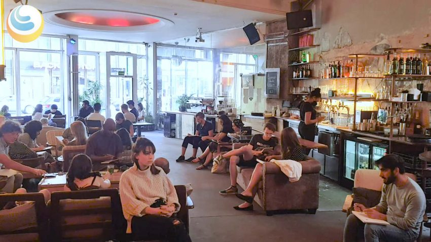 """MHAS Drawing Session – Free, Meetup, Cafe [32 """"zucchini""""]"""