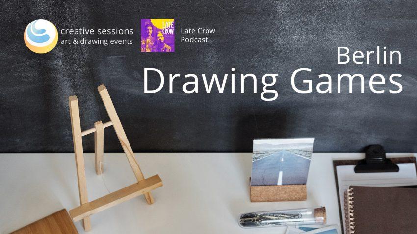 Berlin Drawing Games – Art, Sketch & Chill